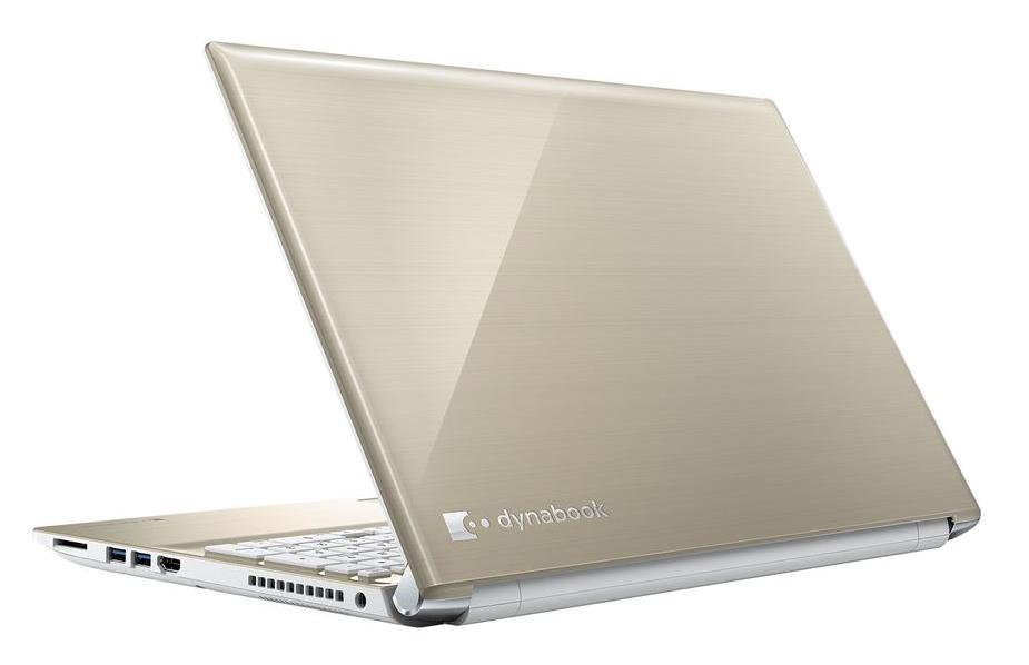 Dynabook AZ45/Nシリーズの外観(天板)
