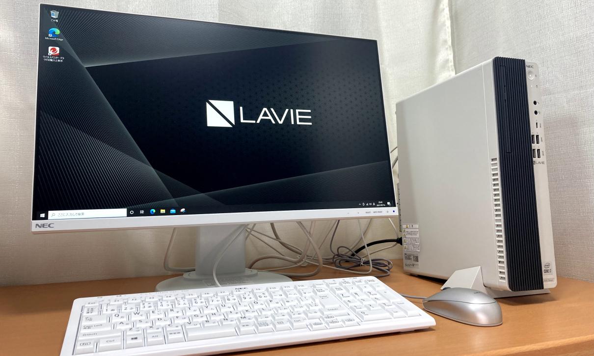 NEC「Lavie Direct DT」シリーズのまとめ