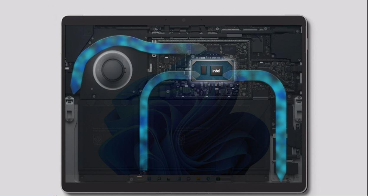 「Surface Pro 8」インテル Evo プラットフォーム認定の第11世代Core搭載。